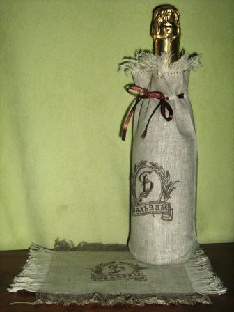 Подарок из льна